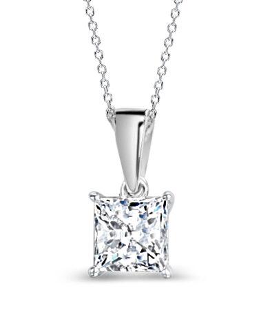 Princessdiamant solithänge